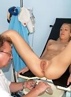 Untersuchung beim Frauenarzt