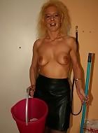 Ronny fickt Hausfrau